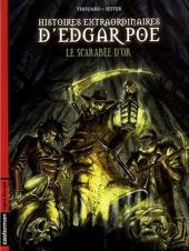 Histoires extraordinaires d'Edgar Poe -1- Le scarabée d'or