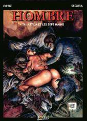 Hombre - La genèse -6- Attila et les sept nains
