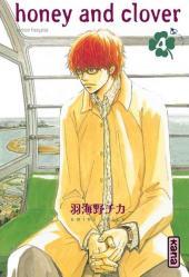 Honey and clover -4- Volume 4