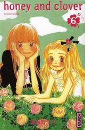 Honey and clover -6- Volume 6