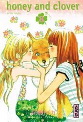 Honey and clover -8- Volume 8