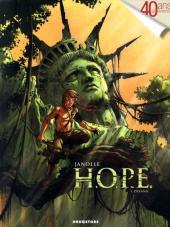 H.O.P.E., 3 tomes