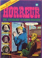 Horreur - une anthologie en bandes dessinées
