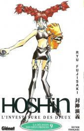 Hoshin -9- La décision des deux princes
