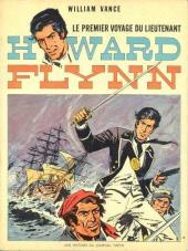 Howard Flynn -1- Le premier voyage du lieutenant Howard Flynn