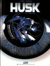 Husk -1- Monkey brain