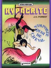 Hypocrite -3- N'importe quoi de cheval