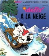 Idéfix -7'- Idéfix à la neige