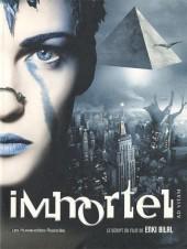 Immortel ad vitam - Immortel ad vitam - Le script du film