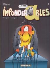 Les impondérables -1- Propos Irresponsables