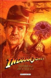 Indiana Jones -5- Indiana Jones et le tombeau des dieux