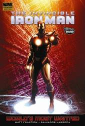 Invincible Iron Man (2008) -INT03- World's most wanted book 2
