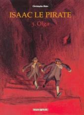 Couverture de Isaac le Pirate -3- Olga