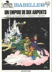 Isabelle (Will) -5- Un empire de dix arpents