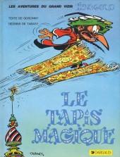 Iznogoud -9a85- Le tapis magique