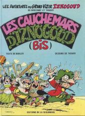 Iznogoud -17- Les cauchemars d'Iznogoud (bis)