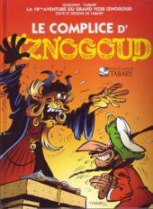 Iznogoud -18b2004- Le complice d'Iznogoud