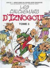 Iznogoud -23- Les cauchemars d'Iznogoud (Tome 3)