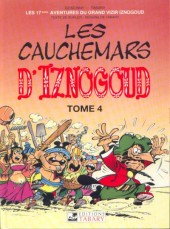 Iznogoud -17a94- Les Cauchemars d'Iznogoud (tome 4)