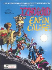 Couverture de Iznogoud -20- Enfin calife!
