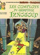 Iznogoud -2'- Les complots du grand vizir Iznogoud