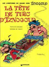 Iznogoud -11- La tête de Turc d'Iznogoud