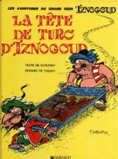 Iznogoud -11b- La tête de Turc d'Iznogoud