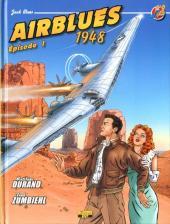 Jack Blues -2- Airblues 1948 (Épisode 1)
