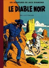 Jack Diamond (Les aventures de) -1L- Le diable noir