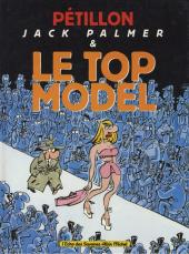 Couverture de Jack Palmer -11- Le top model