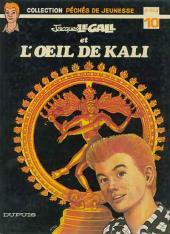 Jacques Le Gall -1- L'œil de Kali