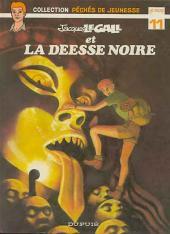 Jacques Le Gall -2- La déesse noire