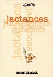 (AUT) Gotlib -13- Jactances Tome 1