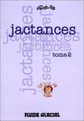 (AUT) Gotlib -14- Jactances Tome 2