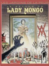 Les jardins de la peur -2- Le retour de Lady Mongo