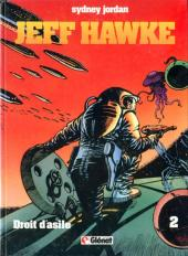 Jeff Hawke -8- Droit d'asile