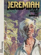 Jeremiah -1'- La nuit des rapaces