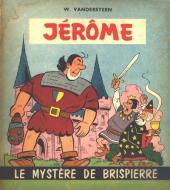 Jérôme -1- Le mystère de Brispierre