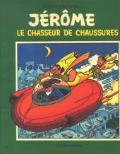 Jérôme -16- Le chasseur de chaussures