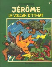 Jérôme -18- Le volcan d'Itihat