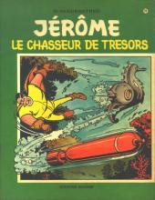 Jérôme -20- Le chasseur de trésors