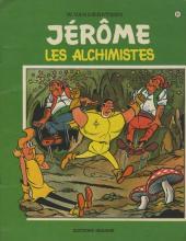 Jérôme -21- Les alchimistes