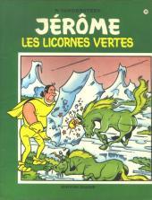 Jérôme -29- Les licornes vertes