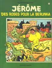 Jérôme -31- Des roses pour la Berunka