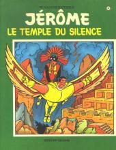 Jérôme -34- Le temple du silence