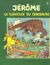 Jérôme -40- La clavicule du dinosaure