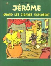 Jérôme -41- Quand les cigares explosent
