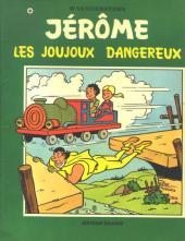 Jérôme -42- Les joujoux dangereux