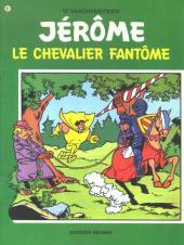Jérôme -63- Le chevalier fantôme