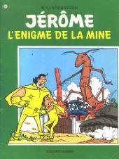 Jérôme -67- L'énigme de la mine